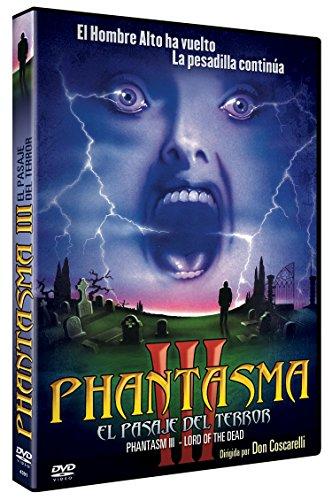 Preisvergleich Produktbild Das Böse III (Phantasm III: Lord of the Dead,  Spanien Import,  siehe Details für Sprachen)