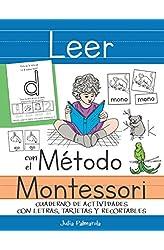 Descargar gratis Leer con el Método Montessori: Cuaderno de actividades con letras, tarjetas y recortables en .epub, .pdf o .mobi