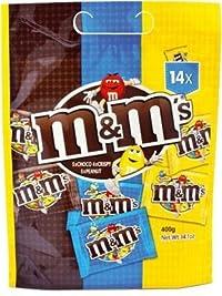 m&m's Assorted (Milk Choco, Crispy, Peanut), 400g