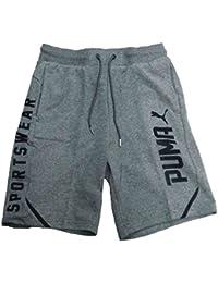 'Puma Short Style Tec Lite Short 10Medium Grey Heather (Gris)