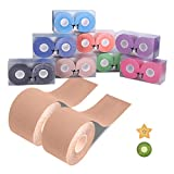 Kinesiologie Tape Sport Body Physio Tapeverband 5m x 5cm