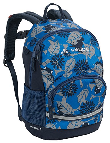 VAUDE Kinder Minnie Rucksaecke, Radiate Blue, 34 x 2 x 17 cm