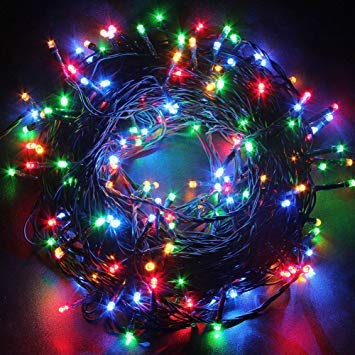 MIRADH Outdoor LED Fairy String Lights with Multi Mode Remote for Diwali,...