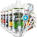 C.P. Sports Mineral Light Concentré pour boisson riche en électrolytes 1l Avec pompe doseuse...