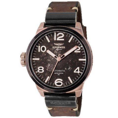 va-02Haemmer Harris Herren-Armbanduhr