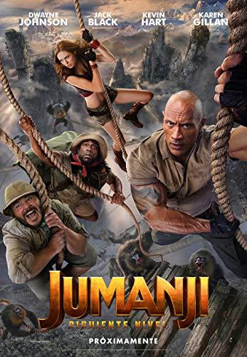 Pack: Jumanji + Jumanji: