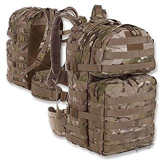Alpha Tactical Molle Patrol Pack 40 Litre Multicam MTP
