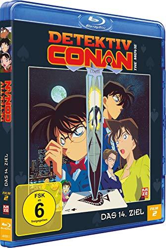 Detektiv Conan: Das 14. Ziel - 2.Film - [Blu-ray]