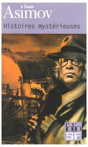 Histoires mystérieuses par Isaac Asimov