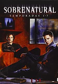 Pack Sobrenatural - Temporadas 1-7 [DVD] (B009K34CY8) | Amazon price tracker / tracking, Amazon price history charts, Amazon price watches, Amazon price drop alerts