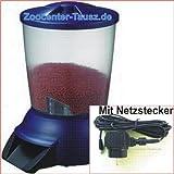 TAB OSAGA OFF-05L Fisch-Futterautomat / 5 Liter / Teich / Fische / mit Netzteil 12Volt