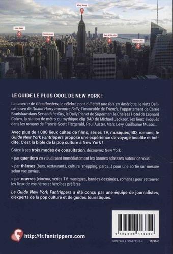 Le guide New York des 1000 lieux cultes ...