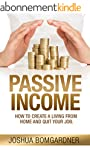 Passive Income: How to work from home...