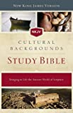 #7: NKJV, Cultural Backgrounds Study Bible, Hardcover, Red Letter Edition: Bringing to Life the Ancient World of Scripture