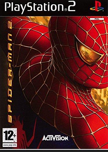 Spider-Man 2 Platinum (PS2) [PlayStation2]