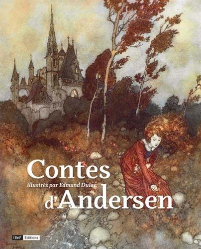 Contes d'Andersen illustrés par Dulac par Edmund Dulac
