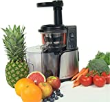Jack Stonehouse Masticating Slow Juicer, Juice Extractor