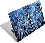 Laptop Stickers Decal,12 13 14 15 15.6 inches Netbook Laptop Skin Sticker Reusable Protector Cover Case for To