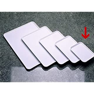 1x serving tray white serving tray, tray trolleys