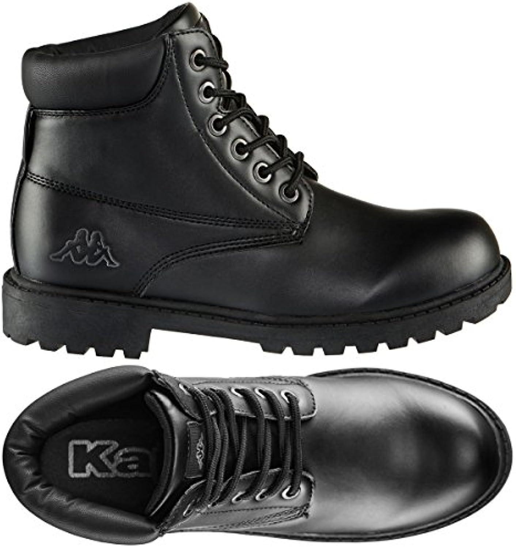 Kappa TENNESEE BLACK  Zapatos de moda en línea Obtenga el mejor descuento de venta caliente-Descuento más grande