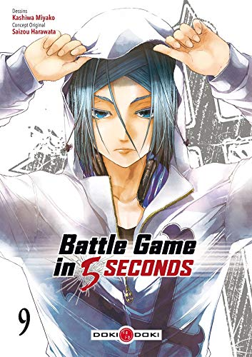 Battle Game in 5 Seconds Edition simple Tome 9