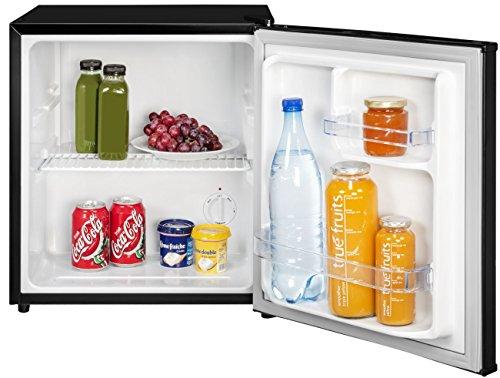 Mini Kühlschrank Kühlbox Minibar Vollraum EEK A++ 45l Schwarz