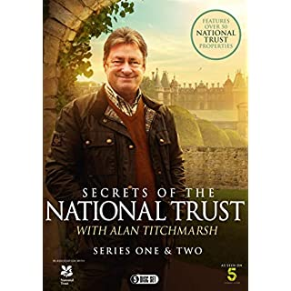 Secrets of the National Trust with Alan Titchmarsh: Series One & Two [5 Discs] [DVD]