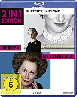 Die Queen/Die Eiserne Lady - 2 in 1 Edition [Blu-ray]
