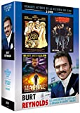 Burt Reynolds 3 BDs Malone+La Brigada de Sharky+Los Aventureros de Lucky Lady