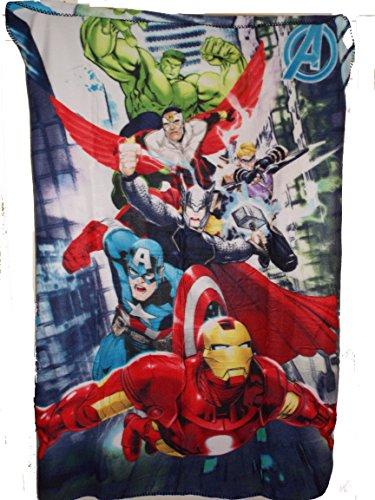 Plaid polaire Avengers (M1)