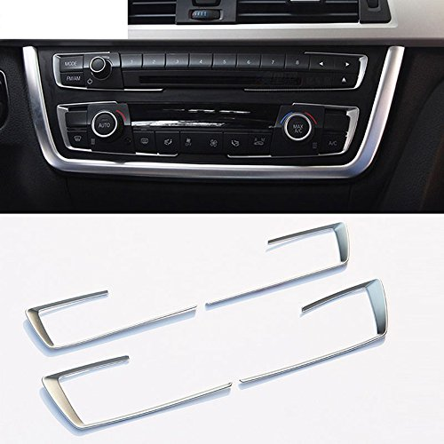 Car-Styling Side Air Conditioner Outlet Vent Rahmen Trim Für 3 Serie f30 316 318 320 2013-2017 -