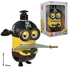 Minions Figura 3D Pirata Gel y Champú - 1 pack