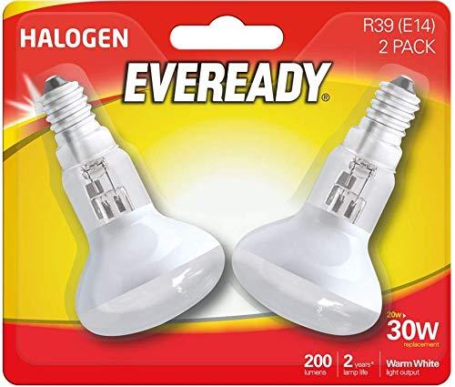 Bombilla reflectante de rosca Edison para lámpara de lava, R39, 30W, 2 unidades de Eveready