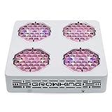 Growking® 200 Watt LED Grow / Full Spectrum