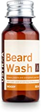 Ustraa Beard Wash for Men - 60 ml