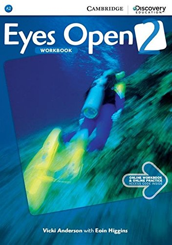 Eyes Open. Level 2 Workbook awith online resources