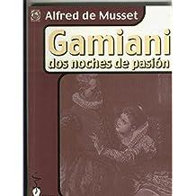 GAMIANI DOS NOCHES DE PASION PDF
