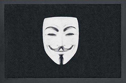 Tapis Type paillasson de Motifs différents, Anonymous, 40 x 60 cm