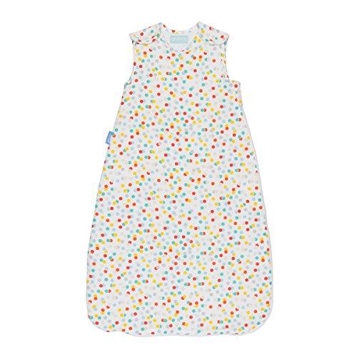 Gro AAA4127 Baby-Schlafsack, pflegeleicht, 6-18 monate, 2.5 Tog, 2 Stück, mehrfarbig