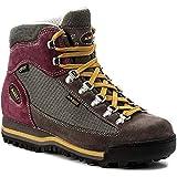 AKU ULTRALIGHT MICRO GTX, Scarpa Mid trekking / escursionismo, membrana Gore Tex e suola Vibram, col. Grey / Magenta (39)