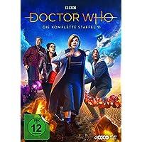 Doctor Who - Die komplette Staffel 11