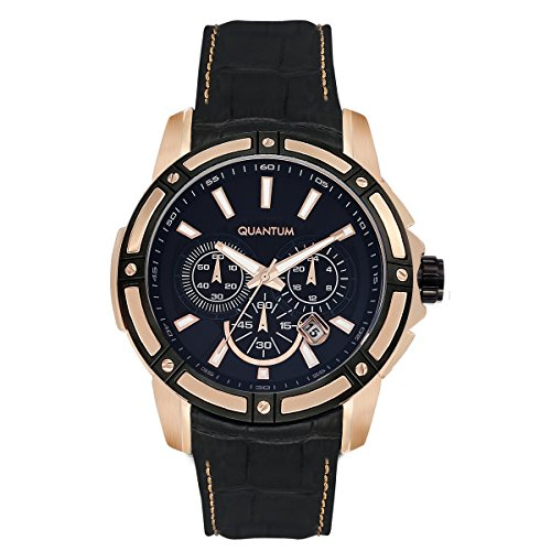 Quantum - Herren -Armbanduhr- PWG379.851