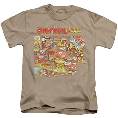 Big Brother And The Holding Company - Little Boys Cheap Thrills T-Shirt