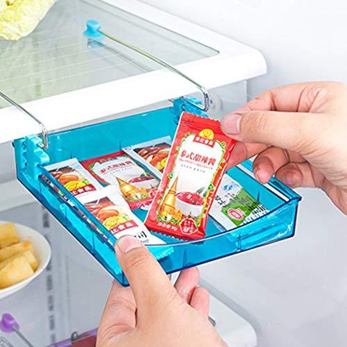 YAGAIU Aufbewahrungsbox für Küchenschrank, für Frischhalten von Schublade -
