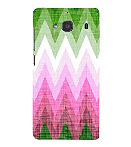 EPICCASE tryst Mobile Back Case Cover For Mi Redmi 2 (Designer Case)