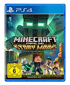 Minecraft Story Mode Season Season Pass Disc PlayStation - Minecraft pc spiel spielen