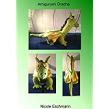 Amigurumi - Grüner Drache