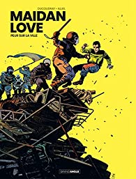 Maidan love, tome 1 : Olena par Aurélien Ducoudray