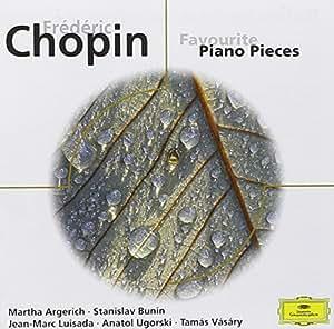 Chopin: Favourite Piano Pieces