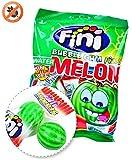 Gomma da Masticare Frizzante Bubble Melon Fini gr.80'